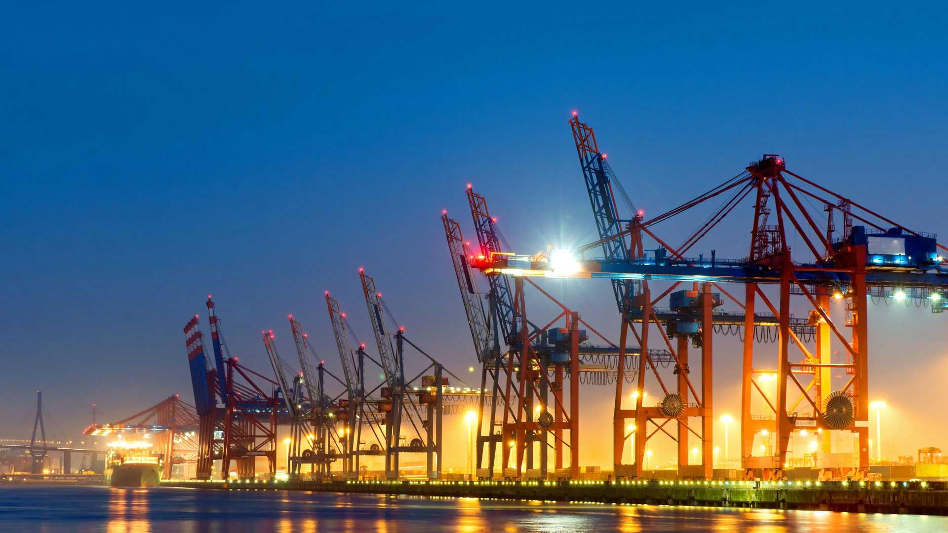 国际海运整柜